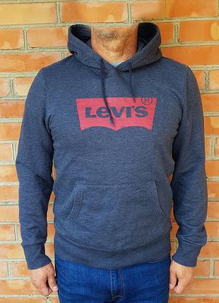 Levi's худи кофта оригинал (m)
