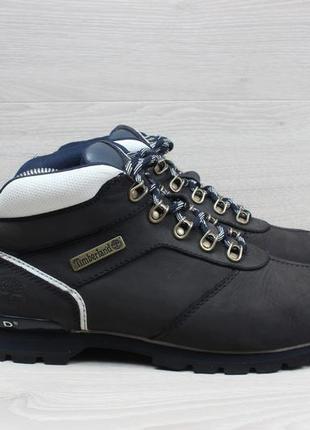 Кожаные мужские ботинки timberland оригинал, размер 41.5 - 42