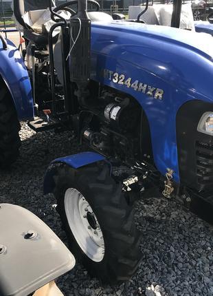 Производительный Минитрактор Jinma JMT 3244 HXR