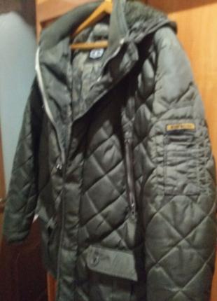 Куртка зимова фїрмова типа аляски