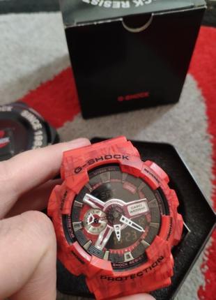 Часы наручные мужские Casio G-Shock GA-110