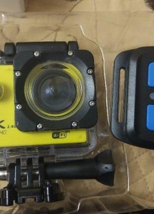 Экшн-камера ATRIX ProAction H9 4K Ultra HD с пультом д/у