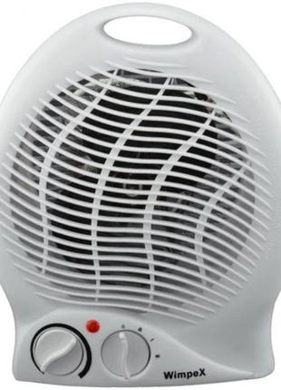 Мощный электрический обогреватель Wimpex WX-425