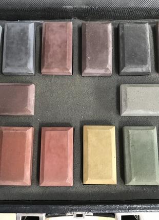 Красители ( пигменты) для бетона и тротуарной плитки