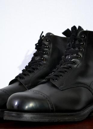 Ботинки swiss made boots