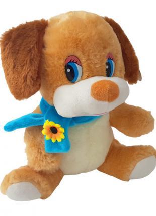Мягкая игрушка. Собака (музыка)