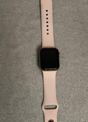 Apple Watch 4 Gild Rose 40mm