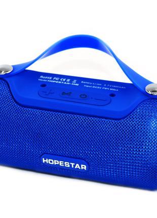 Беспроводная портативная Bluetooth стерео колонка Hopestar H40