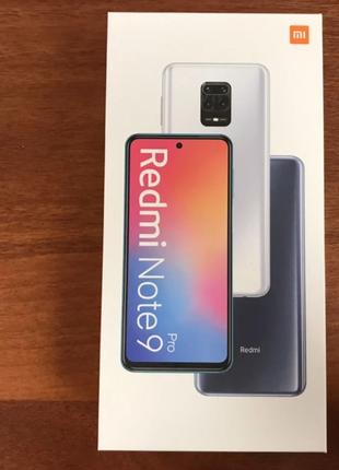 Xiaomi redmi note 9 pro 128 гб
