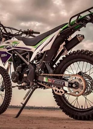 Crdx 200cc 21-18