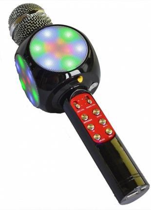 Оригинальный караоке микрофон WSTER WS-1816