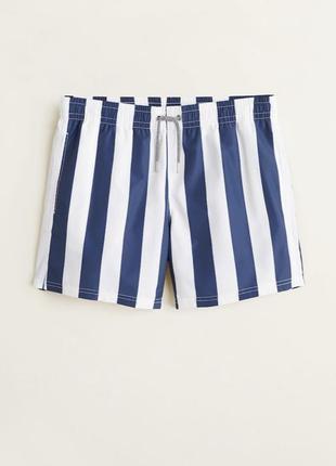 Мужские плавки, купальник в полоску, шорты для пляжа.