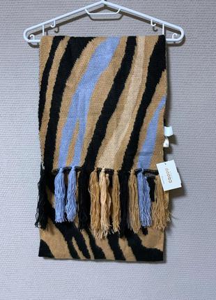 Тёплый шарф - палантин 🧣