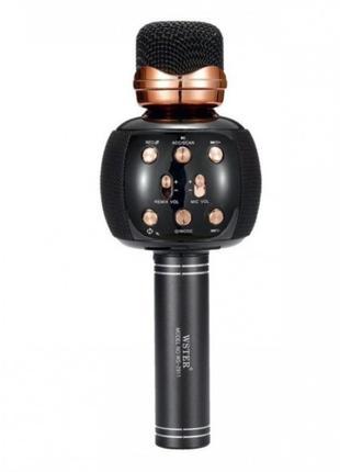 Оригинальный беспроводной караоке микрофон Wster WS-2911