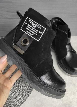 Ботинки для девочки. ботинки детские. ботинки деми. детские бо...