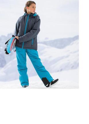 Лыжный, костюм, комбинезон, на девочку, мальчика, унисекс, зим...