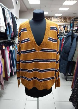 Женский, теплый, свитер, кофта, большой размер, xl