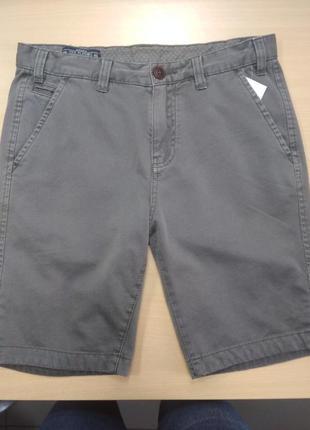 Шорты, мужские, джинсовые, серые, размер xs-s