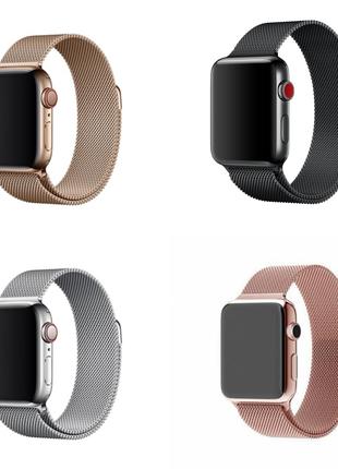 Ремешок для Apple Watch миланская петля