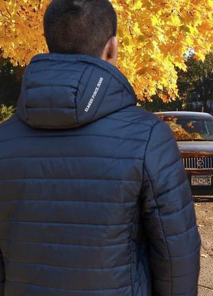 Мужская куртка на осень весну.куртка молодежная демисезонная