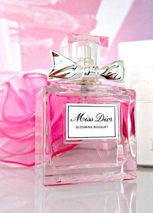 Christian Dior Miss Dior Blooming Bouquet_original 5 мл_затест
