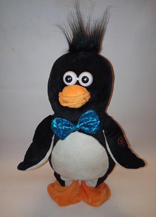 интерактивная игрушка,пингвин,танцующий пингвин,германия