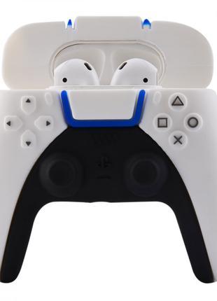 Чехол для наушников AirPods 1,2 / PlayStation 5 Gamepad Case