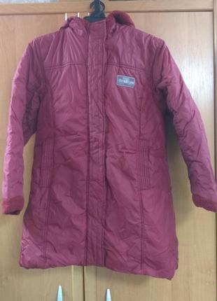 Куртка пальто пуховик funboard р.152
