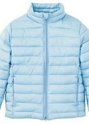 Стильная демисезонная куртка для девочки от немецкого бренда l...