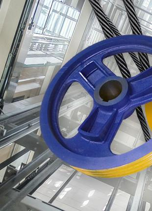 Запасні частини до ліфтів