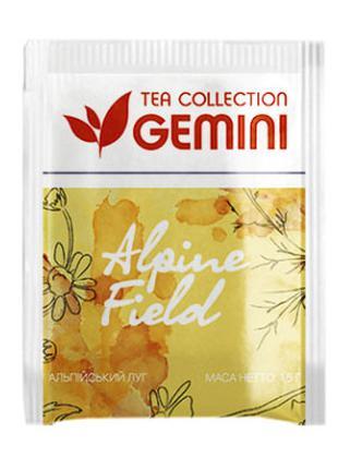 Чай травяной Gemini Tea Collection Alpine Flield Альпийский луг