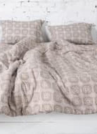 Комплект постельного белья (фланель)