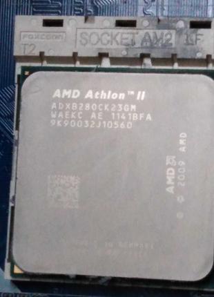 Процессор AMD Athlon 2 X2 B28(64 bit)+кулер