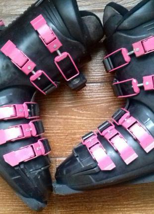 Продам ботинки горно-лыжные Alpina