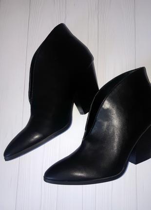 Ботильоны H&M с V-образным вырезом (туфли)