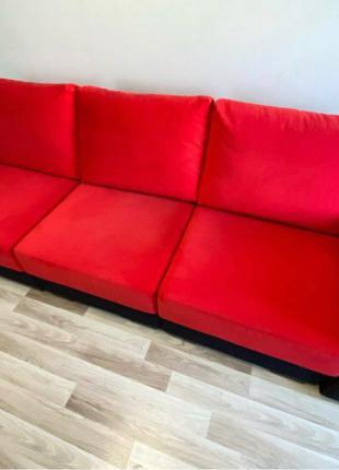продаём новый диван