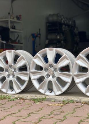 Оригинальные диски Audi. R 16. 5*100.