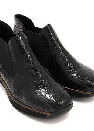 Женские ботинки rieker 9300 / размер: 36