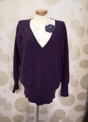 Кашемировый свитер джемпер