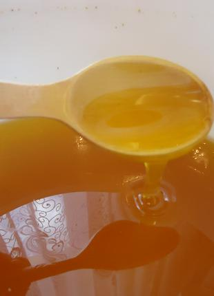 Мед разнотравье + подсолнечник, мёд, мед