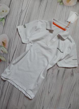 Классная, оригинальная женская футболка поло от mclaren.  разм...