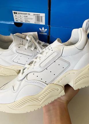 Оригинал adidas  supercourt rx ef1894 кроссовки мужские