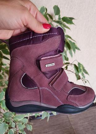 Высокие ботинки, сапоги, полусапоги gioseppo с мембраной giote...