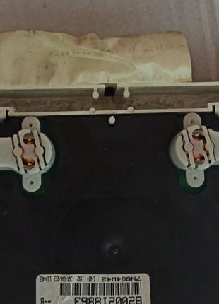 Приборная панель лагуна 2