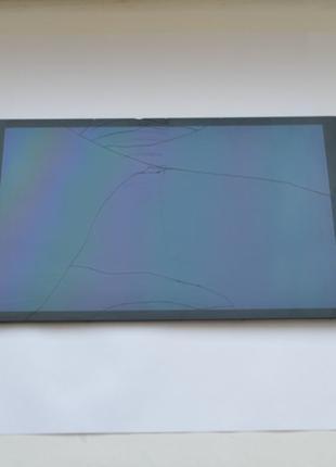 Рабочий дисплей, экран Lenovo Yoga Tab 3 Plus YT-X703F. Разбит...