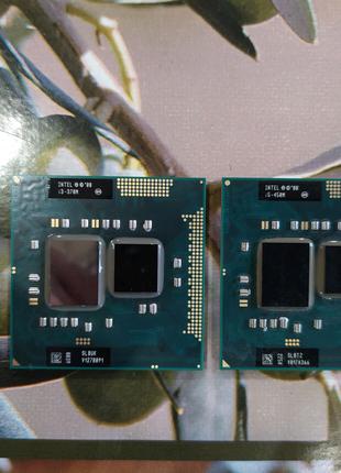 Процесор Intel Core i3-370M,  i5-480M
