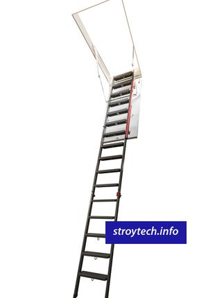 Лестница чердачная металлическая FAKRO LMP