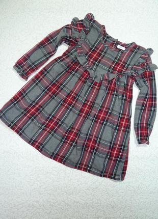 Платье next на 3-4 года