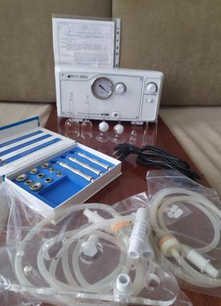Аппарат  120В для алмазной микродермабразии и вакуумного массажа