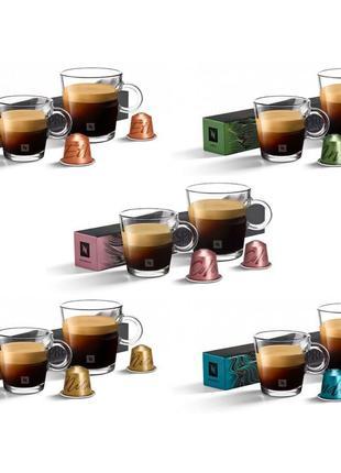 Кофе Nespresso.